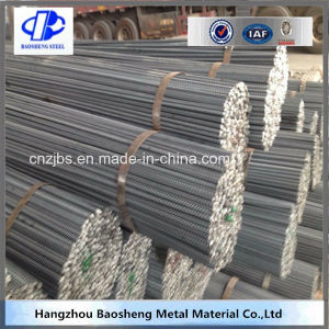 China Hot Rolled Construction Steel Deformed Rebars Reinforced Bars pictures & photos