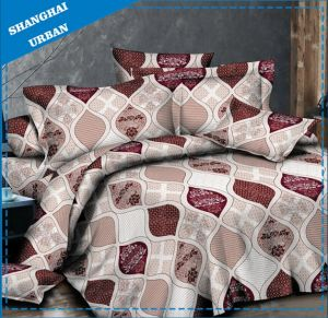 280tc Home Textile Cotton Bed Cover pictures & photos