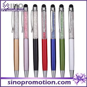 Crystal Pen Decorative Ballpoint Pen Metal Ball Pen