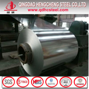Sgc490 Cold Rolled Zinc Coated Galvanized Steel Coil pictures & photos