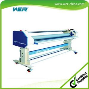 Manual Cold Laminating Machine with Best Quality pictures & photos