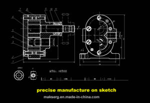 Steel Marine Hardware Components China Factory Manufacturer OEM pictures & photos