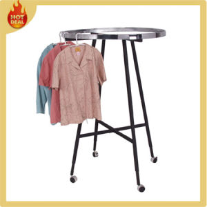 Stand Balcony Clothes Drying Hanger Rack pictures & photos
