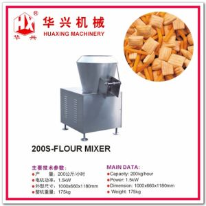 200s-Flour Mixer (Mixing Machine/Snack Stick/Crackers Production) pictures & photos