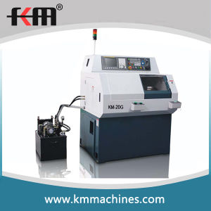 Chinese GSK Control System High Precision Small CNC Lathe Machine pictures & photos