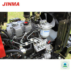 Jinma 4WD 25HP Wheel Farm Tractor with EPA Certification pictures & photos