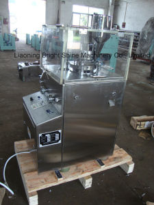 Rotary Laboratory Tablet Press Machine for Zp7a pictures & photos