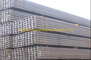 Ss400 Hot Rolled Carbon Steel U Channel pictures & photos