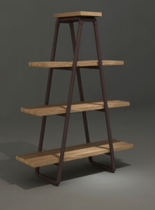 Shoes Display Shelf, Display Stand, Display Rack pictures & photos