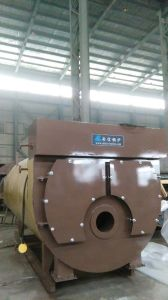 Horizontal Oil (Gas) Condensing Steam Boiler pictures & photos