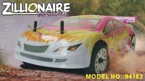 1/16th Scale Electric Powered on Road Touring Car