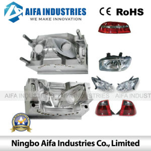 Custom Plastic Mold for Auto Parts pictures & photos