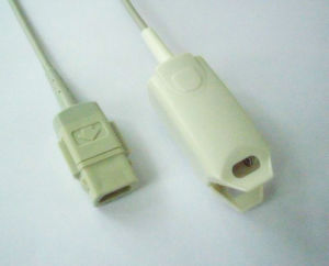 Ge-Ohmeda dB9-9pin Adult Finger Clip SpO2 Sensor pictures & photos