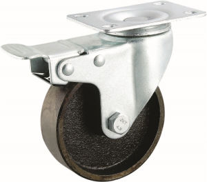 Metal Iron Caster pictures & photos