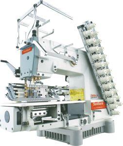 12 Needle Decorative Smocking Sewing Machine pictures & photos
