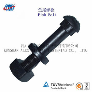 Fish Bolts with Oval Neck Round Head pictures & photos