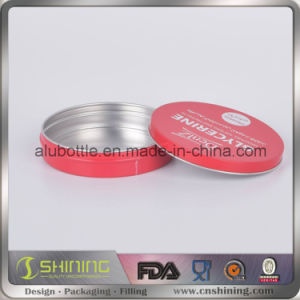 Aluminum Jar for Shaving Soap pictures & photos