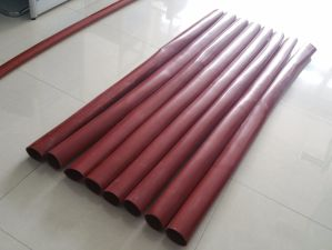 100% Virgin Silicone Hose, Silicone Tube, Silicone Tubing with Red and Blue Color pictures & photos