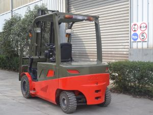 Mima Electric Forklift with Double AC Driving System AC Lifting pictures & photos