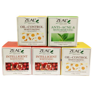 Zeal Beauty Products Intelligent Whitening Face Cream pictures & photos