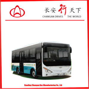 Inner City Bus Changan Brand City Bus Sc6833 19-35 Seats pictures & photos