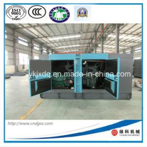 Doosan Engine 325kVA /260kw Water-Cooled Silent Diesel Generator pictures & photos