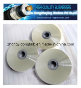 Good Quality Transparent Pet Foil Tape for Cable Shielding and Wrapping pictures & photos