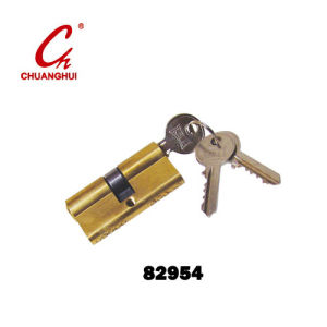 Two Side Open Lock Cylinder 82954 pictures & photos