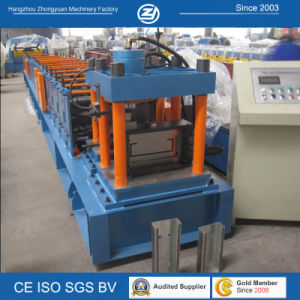 Cee Zee Purlin Roll Forming Machine pictures & photos