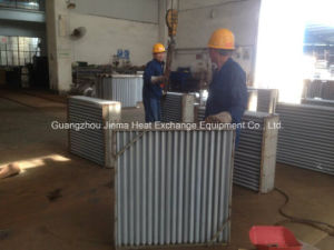 Extruded Aluminum Finned Tube Air Heat Exchanger for Heating and Drying pictures & photos
