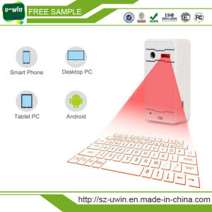 Magic Cube Wireless Virtual Laser Keyboard pictures & photos