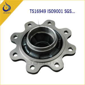 Iron Casting Truck Parts Wheel Hub pictures & photos