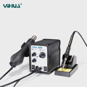Yihua 878 Soldering Desoldering Station pictures & photos