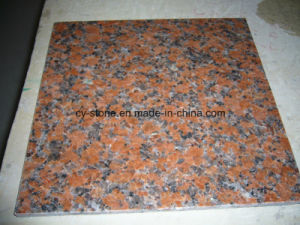 Polished G562 Maple Red Granite Slab/Tile for Flooring/Wall/Cladding/Countertops pictures & photos