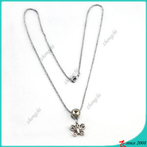 DIY Stone with Butterfly Necklace for Kids Necklace (FN16041211)