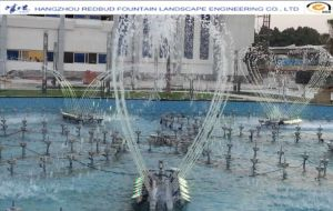 Mechanical Bird Swing Fountain pictures & photos