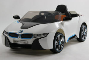 BMW I8 Licensed Ride on Car with Black LED pictures & photos