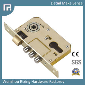 High Security Wooden Door Mortise Door Lock Body Rxb46 pictures & photos