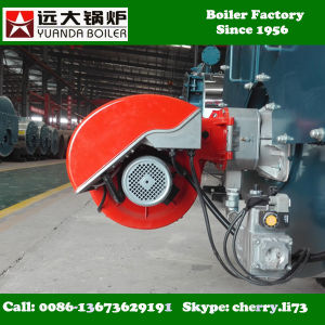Low Pressure 1ton 1ton Heavy Oil Fired Industrial Boiler Price pictures & photos
