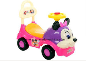 Mickey Kids Swing Car with Lazyback pictures & photos