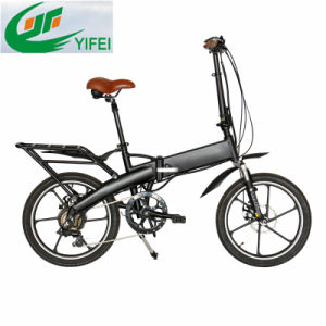 36V Magnesium Wheel Foldable E Bike with Hidden Battery pictures & photos