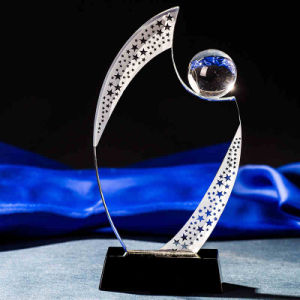 Novelty Crystal Trophy for Sport Games (KS04204) pictures & photos