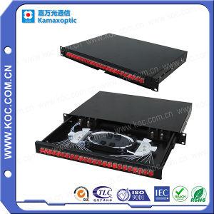 Kpmsp-Drs-FC24 Optical Fiber Drawer Type Terminal Box pictures & photos
