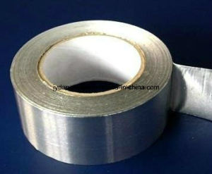 Sliver Duct Aluminum Adhesive Tape pictures & photos