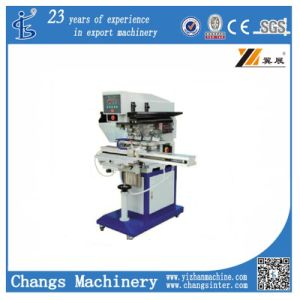 Spy Series Mutil-Color Pad Printing Machine pictures & photos