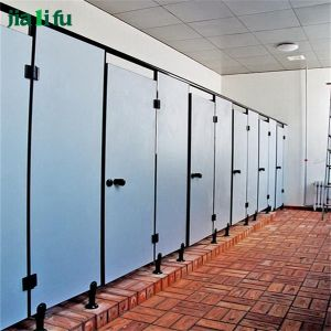 Jialifu Modern Design Laminated HPL Toilet Partition pictures & photos