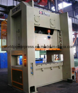 250 Ton Staight Side Mechanical Power Press Machine pictures & photos
