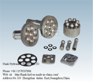 Rexroth Uchida Hydraulic Pump Parts/ Repair Kits for Excavator (A8VO55/80/107/160/200)