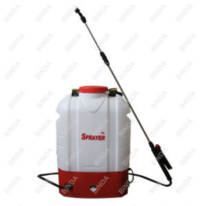 Knapsack Batter Sprayer Rechargeable Electric Sprayer pictures & photos