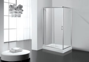 Aluminum Alloy Frame Shower Box pictures & photos